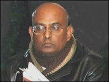 Chrishanthakumar was convicted for terrorism-related offences