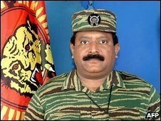 The leader of the Tigers, Prabhakaran was was killed in May this year