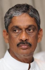 Sri Lanka's defeated opposition presidential candidate Sarath Fonseka