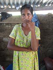 Uthayakumari's daughter remains missing Photo: Udara Soysa IRIN