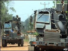 For the first time in decades, the army now controls the whole of Sri Lanka