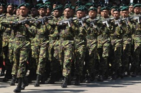 This week, the country will mark the first anniversary of the defeat of the separatist Tamil guerrillas afp