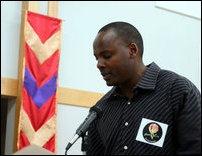 Vincent Mugabo, Tutsi escaped Rwandan genocide,