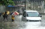 Seasonal downpours frequently cause loss of life and damage to property in low-lying areas