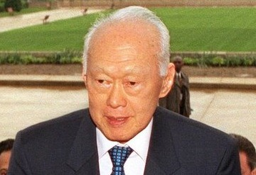 Lee Kwan Yu, Former Singapore Prime Minister