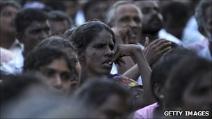 The public hearings are due to hear from Tamil civilians displaced by the civil war