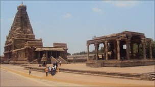It is not clear when the work started on the attraction better known as the Big Temple