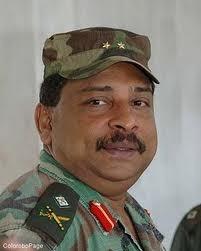 Maj. Gen. Jagath Dias [Library Photo]