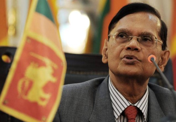 G.L. PEIRIS: India is the pivot of our foreign policy.