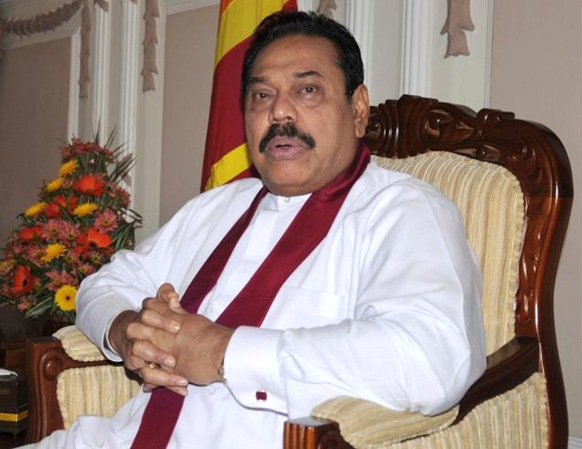The Hindu MAHINDA RAJAPAKSA: Everybody must agree to the solution — this is not my personal solution! It must be a solution of the people, a solution from the grassroots level — not imported, not imposed by force — it must come from them. This is the solution we want. - Photo: N.Ram