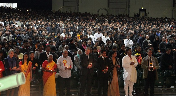 A section of the participants at Tamil National Remembrance Day