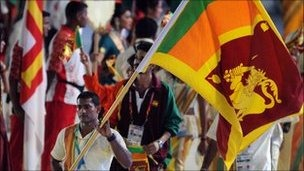 Now only the Sinhala version of the national anthem can be sung at official events