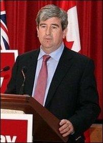 Liberal parliamentarian, Glen Murray