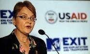 US Ambassador to Sri Lanka Patricia Butenis