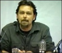 Sid Lacombe, the coordinator of Canadian Peace Alliance