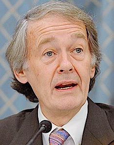 Congressman Edward Markey (D-MA)