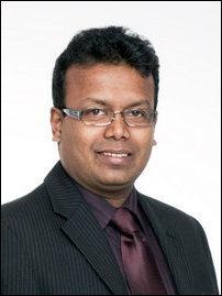 Steven Pushparajah