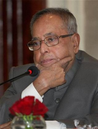 PTI Through the Ministry of External Affairs, I will take it up with the Sri Lankan authorities: Union Finance Minister Pranab Mukherjee. File photo
