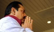 Sri Lanka President Mahinda Rajapakse