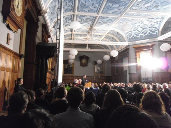 Ban KI Moon Oxford.