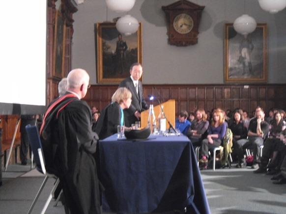 Ban Ki Moon Oxford