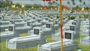 Tamil nationalists have criticised the destruction of the graveyard