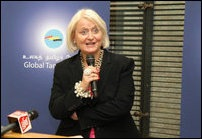 APPGT vice-chair Siobhain McDonagh