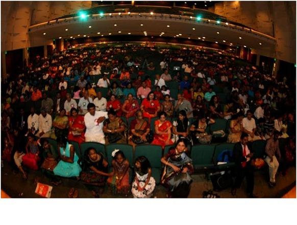 Glimpse of Audience