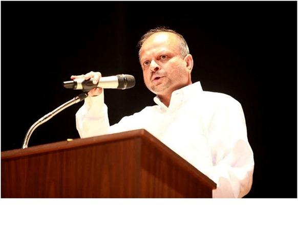 TGTE Prime Minister Rudrakumaran