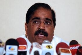 The separatist Tamil Tigers were crushed by sri Lanka's military in May 2009 (AFP File, Ishara S.Kodikara)