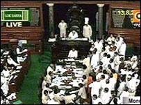 The issues discussed are to be taken to the Indian Parliament