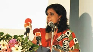 NCPA head Anoma Dissanayake wants chldren fostered instead
