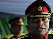 Sri Lankan Army 58 Division Chief Brigadier Shavendra Silva attends a military ceremony in 2009 (AFP File, Ishara S. Kodikara)