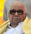 The Hindu DMK Chief and former Tamil Nadu Chief Minister M. Karunanidhi. File photo