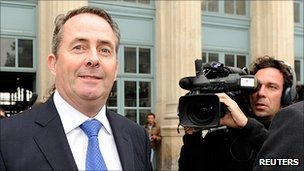 An investigation is examining whether Liam Fox broke rules on ministerial conduct