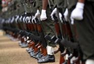Sri Lanka on Tuesday announced it would raise defence spending by over five percent in 2012 (AFP File, Ishara S.Kodikara)