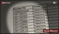 Phone numbers given to Sri Lanka by Swiss authorities