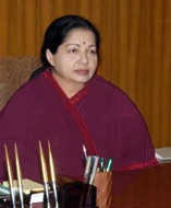 """DIPR Terming the Coast Guard stand in the High Court on the fishermen issue as """"outrageous"""", Tamil Nadu Chief Minister Jayalalithaa on Saturday sought Prime Minister Manmohan Singh's intervention to rectify it before any """"irredeemable damage"""" is done. File photo"""