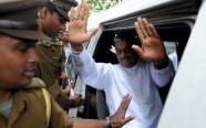 Sri Lanka's former army chief, Sarath Fonseka (AFP File, Ishara S.Kodikara)