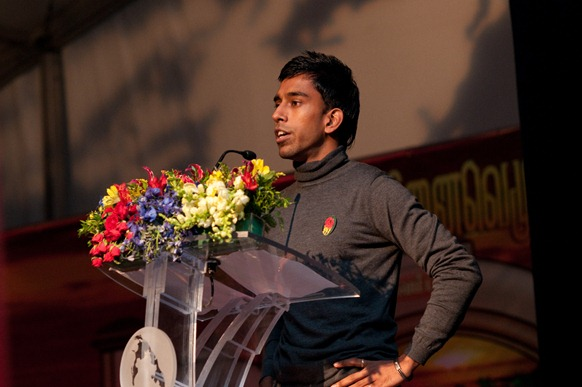 Director for National Council of Canadian Tamils