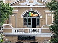 Mr Jayaratne has complained about alleged exam malpractices at SLLC