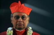 Sri Lanka's Cardinal of the Roman Catholic Church, Father Malcolm Ranjith (AFP File, Ishara S.Kodikara)