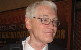 Professor Francis A. Boyle, University of Illinois