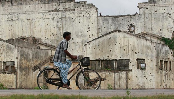 Jaffna - Bleak future for Lankan Tamils: Weiss