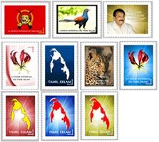 French Stamps 2012 (Courtesy: Sri Lanka Mirror)