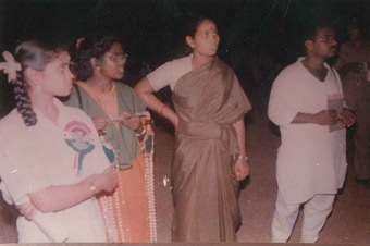 Murder most foul Sivarasan and Co wait for Rajiv; and accused Nalini