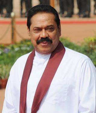 The Hindu Sri Lankan President Mahinda Rajapaksa. File photo