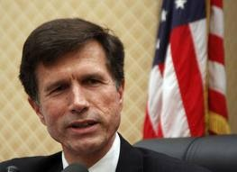 U.S Assistant Secretary of State for South and Central Asian Affairs Robert Blake