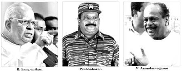 Is the Jaffna Tamil leadership fit to handle increased powers?