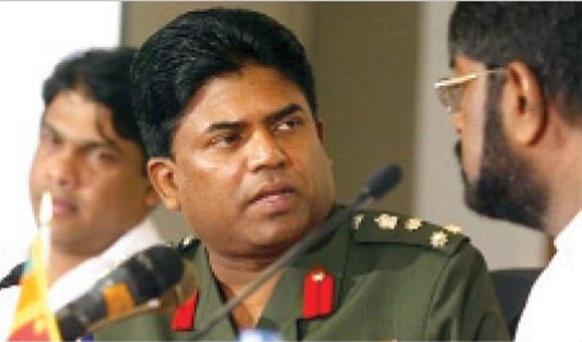 """Maj. Gen. Prasad Samarasinghe - """"a political insider"""" within the Rajapaksa administration"""